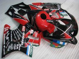 Honda CBR600 F3 1997-1998 Carénage ABS Injection - Jomo - noir/rouge