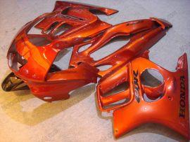 Honda CBR600 F3 1997-1998 Carénage ABS Injection - autres - tout orange