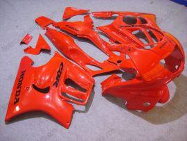 Honda CBR600 F3 1997-1998 Carénage ABS Injection - autres - tout rouge