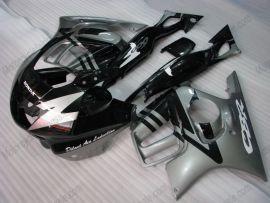 Honda CBR600 F3 1997-1998 Carénage ABS Injection - autres - noir/argent
