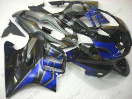 Honda CBR600 F3 1997-1998 Carénage ABS Injection - autres - bleu/noir