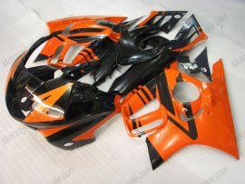 Honda CBR600 F3 1997-1998 Carénage ABS Injection - autres - orange/noir