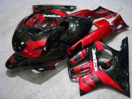 Honda CBR600 F3 1997-1998 Carénage ABS Injection - autres - rouge/noir