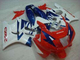 Honda CBR600 F3 1997-1998 Carénage ABS Injection - autres - rouge/blanc/bleu