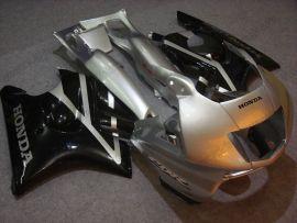 Honda CBR600 F3 1997-1998 Carénage ABS Injection - autres - argent/noir
