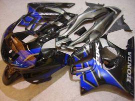Honda CBR600 F3 1997-1998 Carénage ABS Injection - autres - noir/bleu