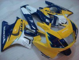 Honda CBR600 F3 1997-1998 Carénage ABS Injection - autres - jaune/bleu