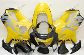 Honda CBR600 F4 1999-2000 Carénage ABS Injection - autres - noir/jaune