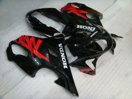 Honda CBR600 F4 1999-2000 Carénage ABS Injection - autres - noir/rouge