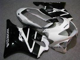 Honda CBR600 F4 1999-2000 Carénage ABS Injection - autres - noir/blanc