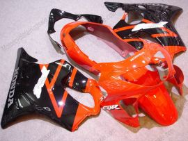 Honda CBR600 F4 1999-2000 Carénage ABS Injection - autres - orange/noir/rouge