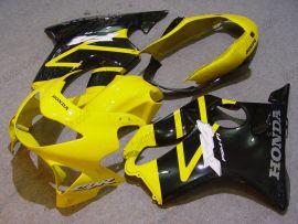 Honda CBR600 F4 1999-2000 Carénage ABS Injection - autres - jaune/noir