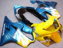 Honda CBR600 F4 1999-2000 Carénage ABS Injection - autres - jaune/bleu