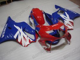Honda CBR600 F4 1999-2000 Carénage ABS Injection - autres - rouge/bleu