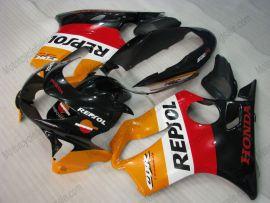 Honda CBR600 F4 1999-2000 Carénage ABS Injection - Repsol - jaune/noir/rouge