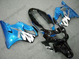 Honda CBR600 F4 1999-2000 Carénage ABS Injection - autres - noir/bleu