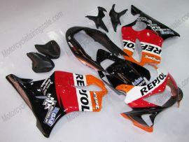 Honda CBR600 F4 1999-2000 Carénage ABS Injection - Repsol - orange/noir/rouge
