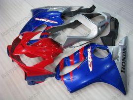 Honda CBR600 F4i 2001-2003 Carénage ABS Injection - autres - bleu/rouge/argent