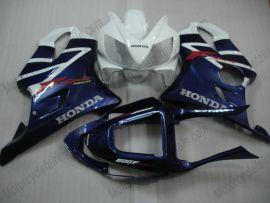Honda CBR600 F4i 2001-2003 Carénage ABS Injection - autres - bleu marine/blanc