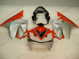 Honda CBR600 F4i 2001-2003 Carénage ABS Injection - autres - orange/argent/noir