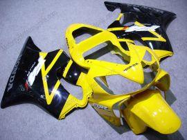 Honda CBR600 F4i 2001-2003 Carénage ABS Injection - autres - jaune/noir