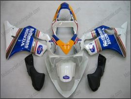 Honda CBR600 F4i 2001-2003 Carénage ABS Injection - Rothmans - bleu/blanc