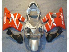 Honda CBR600 F4i 2001-2003 Carénage ABS Injection - autres - orange/argent