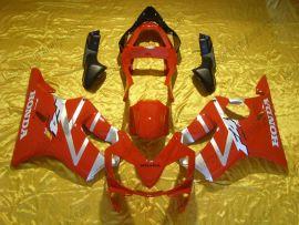 Honda CBR600 F4i 2001-2003 Carénage ABS Injection - autres - rouge/argent