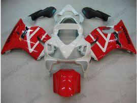 Honda CBR600 F4i 2001-2003 Carénage ABS Injection - autres - rouge/blanc