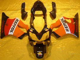 Honda CBR600 F4i 2001-2003 Carénage ABS Injection - Repsol - multiples Couleur