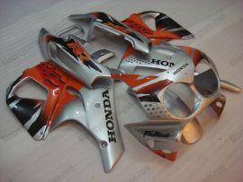 Honda CBR900RR 893 1992-1993 Carénage ABS - Fireblade - orange/argent