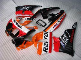 Honda CBR900RR 893 1992-1993 Carénage ABS - Repsol  - orange/noir