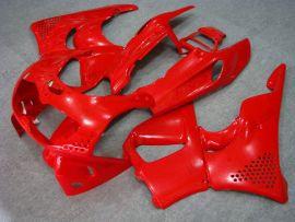 Honda CBR900RR 893 1996-1997 Carénage ABS - Factory Style - tout rouge