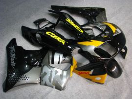 Honda CBR900RR 893 1996-1997 Carénage ABS - Fireblade - gris/noir/jaune