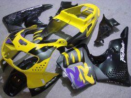 Honda CBR900RR 893 1996-1997 Carénage ABS - Fireblade - jaune/noir