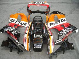 Honda CBR900RR 893 1996-1997 Carénage ABS - Repsol - orange/noir