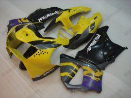 Honda CBR900RR 919 1998-1999 Carénage ABS - Fireblade - jaune/noir
