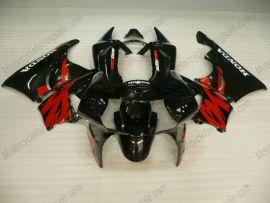 Honda CBR900RR 919 1998-1999 Carénage ABS - autres - rouge/noir