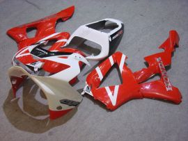 Honda CBR900RR 929 2000-2001 Carénage ABS - autres - rouge/blanc