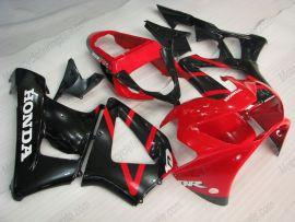 Honda CBR900RR 929 2000-2001 Carénage ABS - autres - rouge/noir