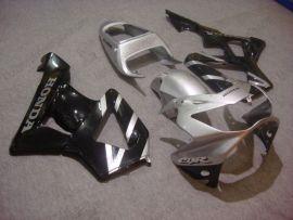 Honda CBR900RR 929 2000-2001 Carénage ABS - autres - argent/noir