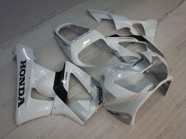 Honda CBR900RR 929 2000-2001 Carénage ABS - autres - blanc