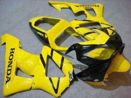 Honda CBR900RR 929 2000-2001 Carénage ABS - autres - jaune/noir
