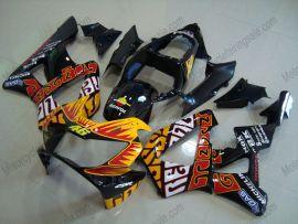 Honda CBR900RR 929 2000-2001 Carénage ABS - Rossi - orange/noir