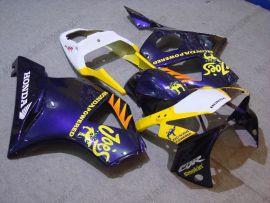 Honda CBR900RR 954 2002-2003 Carénage ABS Injection - Camel - bleu/jaune/blanc