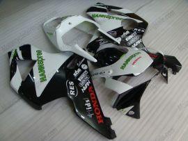 Honda CBR900RR 954 2002-2003 Carénage ABS Injection - HANN Spree - blanc/noir