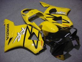 Honda CBR900RR 954 2002-2003 Carénage ABS Injection - Fireblade - jaune/noir