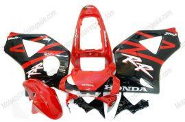 Honda CBR900RR 954 2002-2003 Carénage ABS Injection - Fireblade - rouge/noir