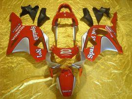 Honda CBR900RR 954 2002-2003 Carénage ABS Injection - autres - rouge