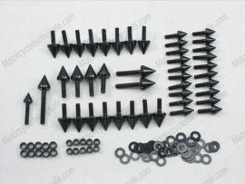 Carénage Boulons Pour Honda CBR 600 F4 - 1999-2000 - noir